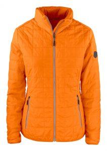 Rainier Jakke Orange Dame